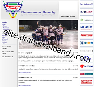 elite.drammenbandy.com