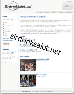 sirdrinksalot.net