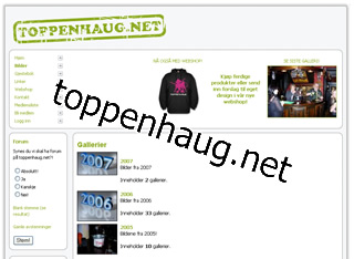 toppenhaug.net